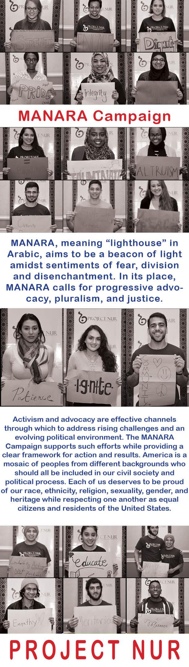 MANARA Website